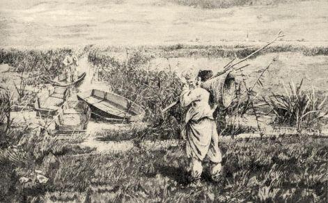 did seminole indians use radieos